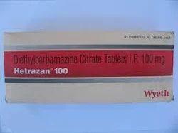 Hetrazan Tablet
