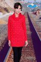 Red Woolen Tops