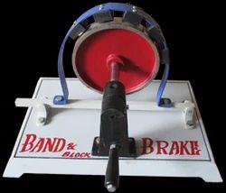 Band And Block Brake Model