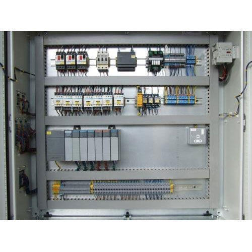 PLC Control Panel Manufacturer From Ahmedabad