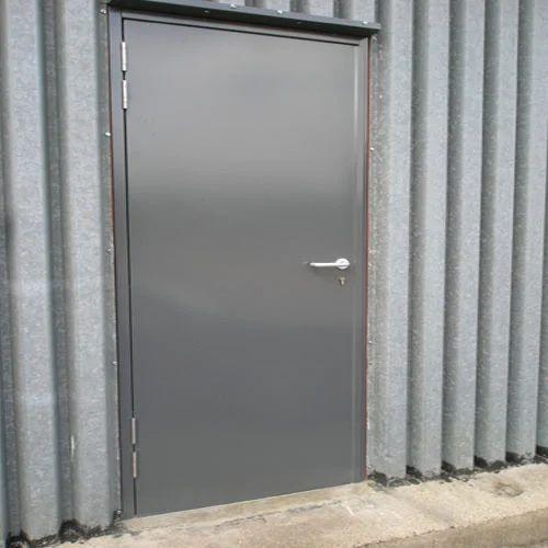 Telescoping Doors Amp High Speed Steel Doors
