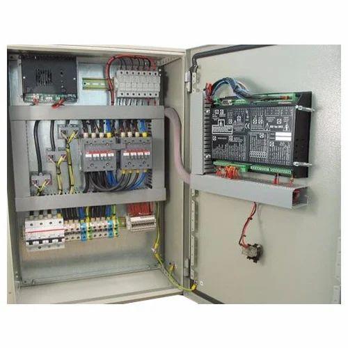 Automatic Mains Failure Control Panel