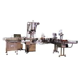 Lime Pickle Filling Machine