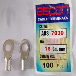 7030-Ascon-Size-16-mm-Hole Cable Terminal