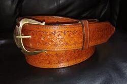 Handmade Leather Men Belts