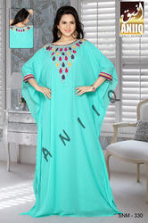 Latest Jalabiya Dress