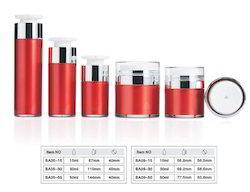 Airless Bottle For Premium Paraben Free Facewash