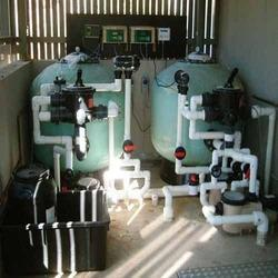 Swimming Pool Water Treatment Plant