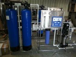 1000 LPH FRP Plant