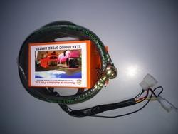 Accelerator Pedal Control Speed Governor