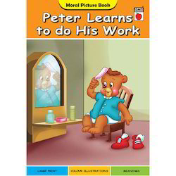 Peter Learns To Do His Work