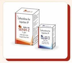 Ceftizomine Injection