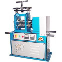 Gear Box Jewellery Roll Press Electric Rolling Mill