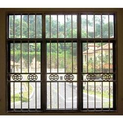 Blasen Gardens Modern Entry San Francisco additionally Window Grills besides Safety Door moreover Indoor U Shape Glass Railing Staircase 1911194452 likewise 739716307515361831. on window iron grill design india