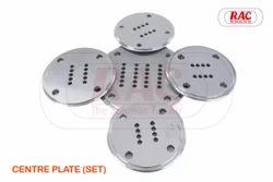 Air Compressor Center Plate