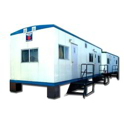 Prefabricated Portable Office Cabins. Approx. Rs 2 Lakh / Unit