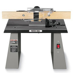Cutting Cable Table
