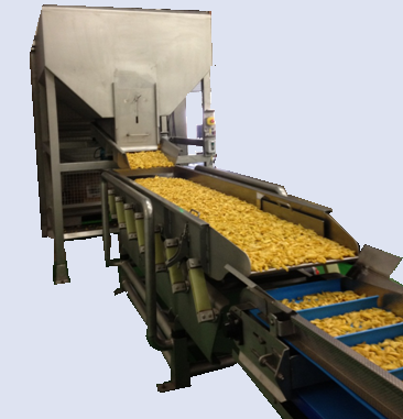 Sieving Vibratory Conveyor Machine