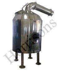 Herbs Distillation