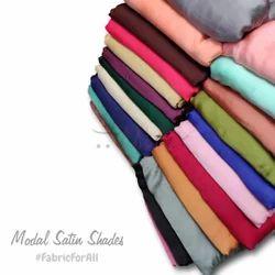Modal Satin Viscose Fabrics