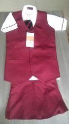 Maroon Shades - School Uniforms for Girls
