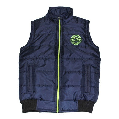 Half Sleeve Zipper Jacket