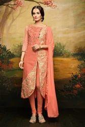 Designer Georgette Suit