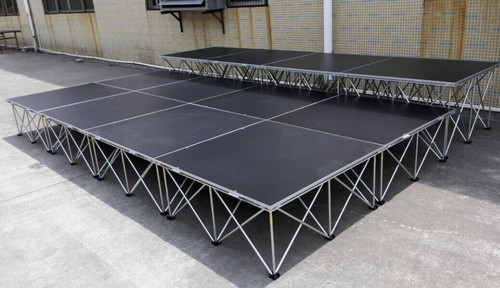 Aluminum Trusses Aluminium Folding Stage Truss