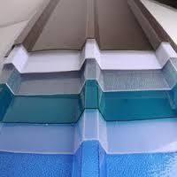 Polycarbonate Corrugated Profile Sheet
