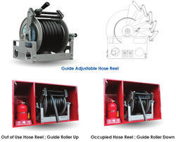 Power Rewind Hose Reel