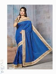 Fancy Georgette Saree with Blouse