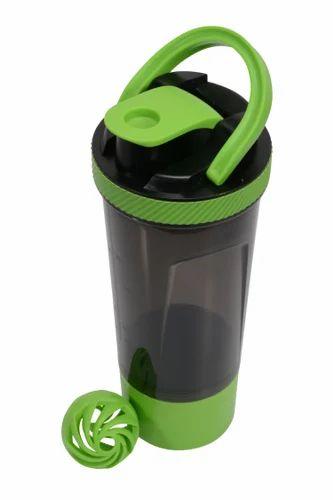 Brawny Plastic Shaker Bottle