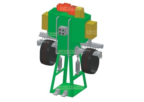 Green Tyre Walling Machine