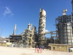 Used Lube Oil Rerefining Plant