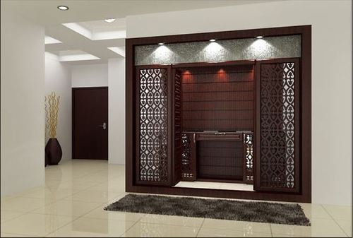 Pooja Room Design Architect Interior Design Town Planner from