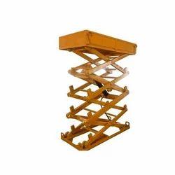 Vertical Scissor Lift Table