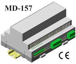 Modular Din Rail Enclosures MD-157