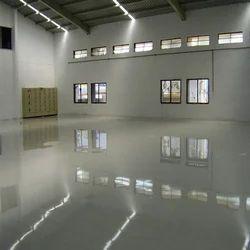 Epoxy Flooring & Coatings Services