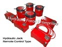 Hydraulic Jacks Remote Controlled Type