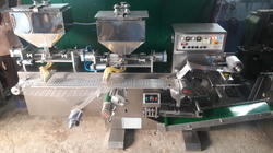blister packing machine for chocolate