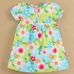 Interlock Baby Dress