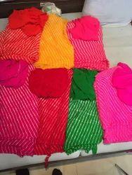 Pure Chiffon Printed Fabric