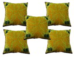 Printed Rajasthani Cushion Covers