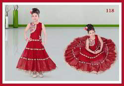 Girls Red Gowns Dresses
