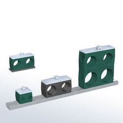 Double Twin Series Clamps
