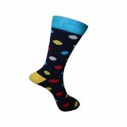 Causal Cotton Sock