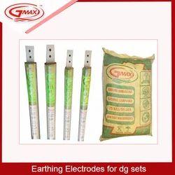 Earthing Electrodes for DG Set