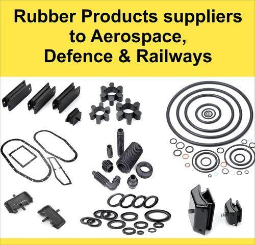 Rubber Products For Aerospace, Defence & Railways