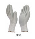 Cut Resistant Grey Coated Gloves
