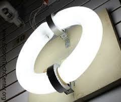 Magnetic Induction Lamp